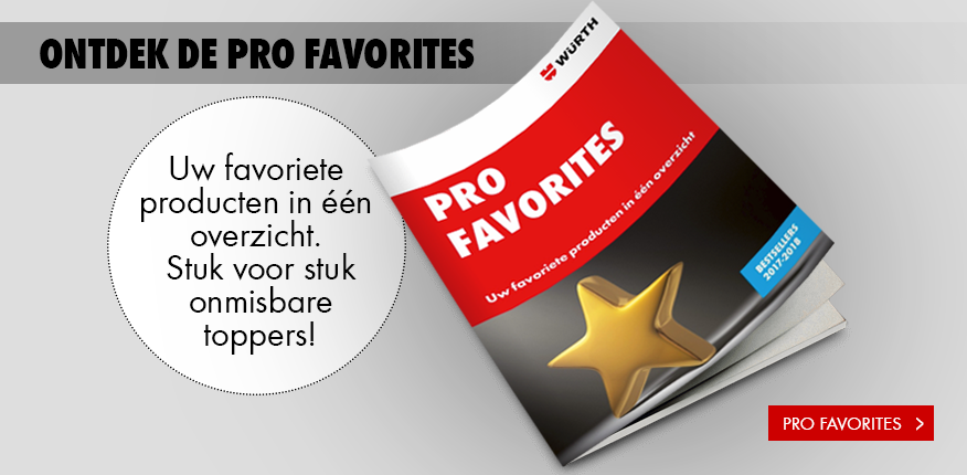 Pro Favorites