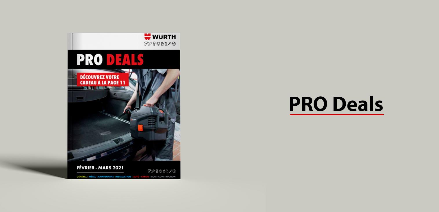 Pro Deals