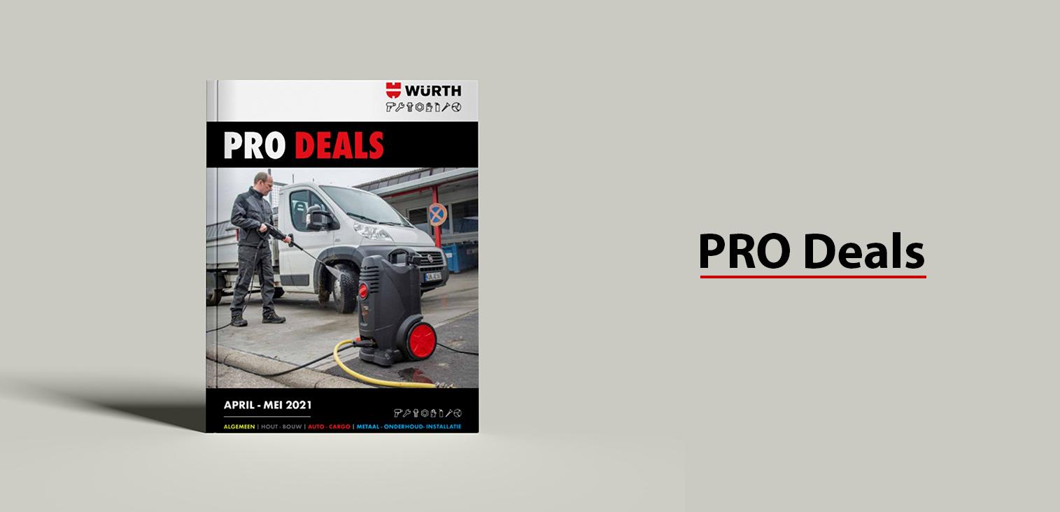 Pro Deals februari