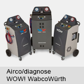 Wow   Airco diagnose